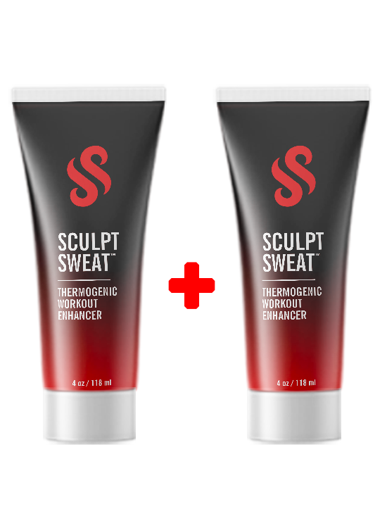 Sculpt Sweat Cream - Buy One Get One Free