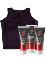 image-main:3 Sweat Creams + 1 Sculpt Sweat Vest