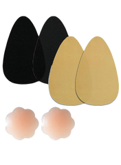 2Pk Bra Shape Tape & Pasty Cover Combo Pack