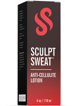 Mens Sweat Belt + Anti-Cellulite Lotion Bundle