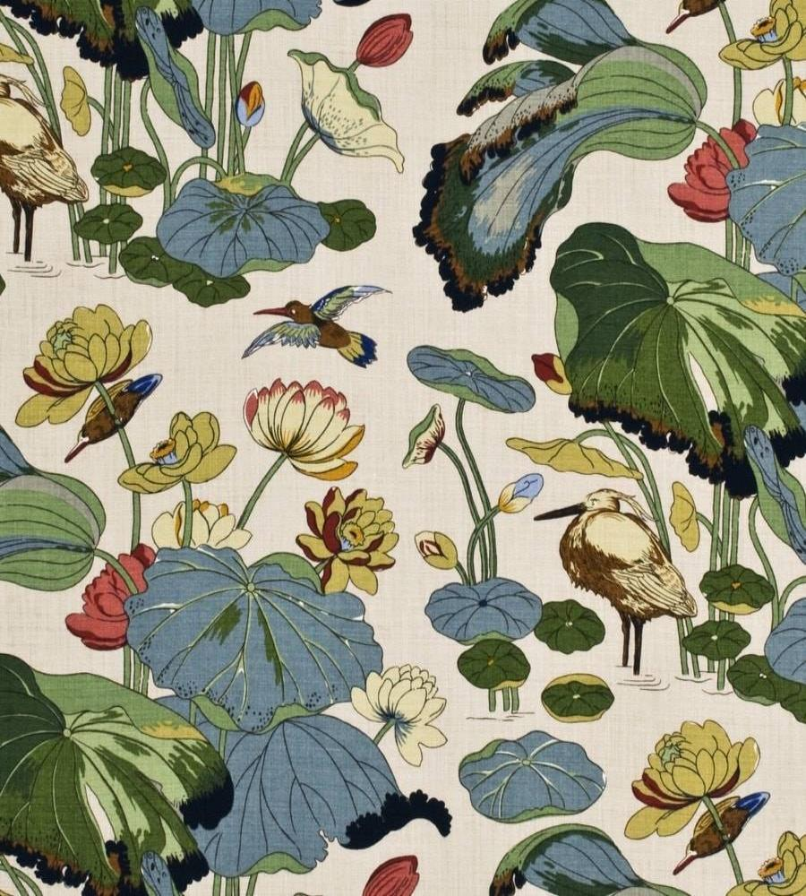 GP & J Baker Floral Fabric