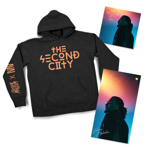 Second City Digital EP + Signed Poster + Hoodie