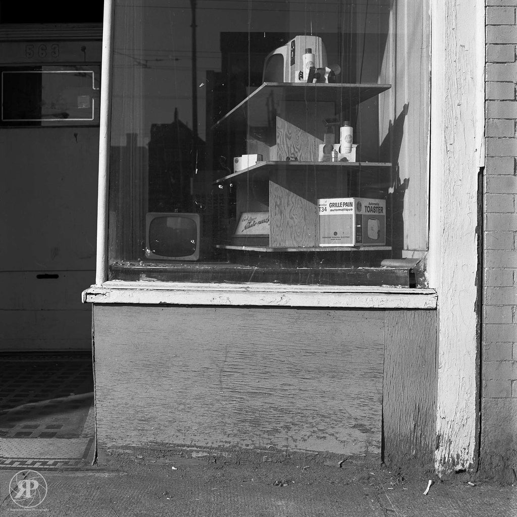 563 E. Hastings Street, 1983 (Unlimited Print)