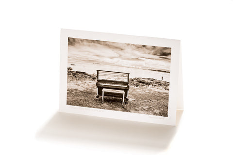 Concerto (Cattle Point), Victoria (Greeting Card)