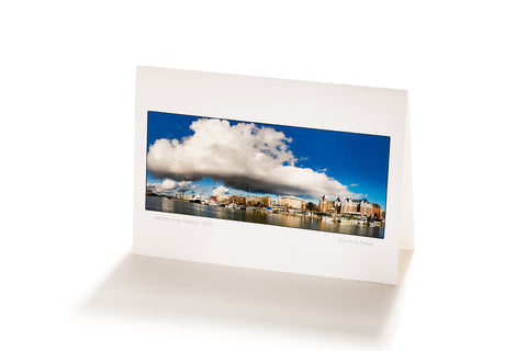 Inner Harbour, Victoria (Greeting Card)