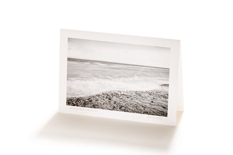 Island View Beach, Saanich (Greeting Card)