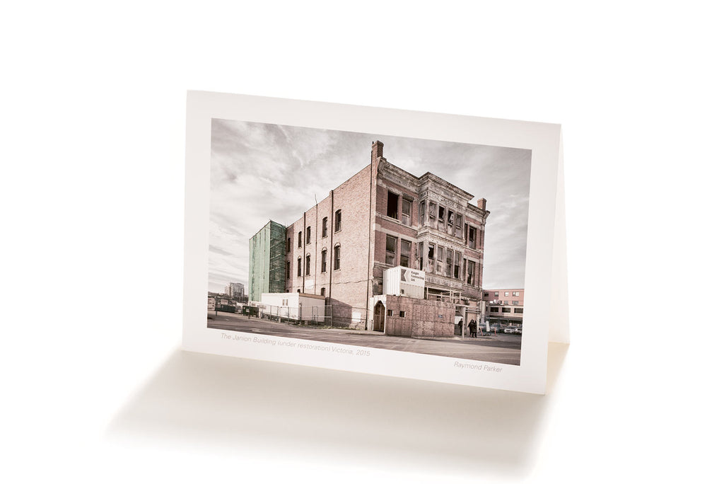 The Janion Building, Victoria, 2015 (Greeting Card)