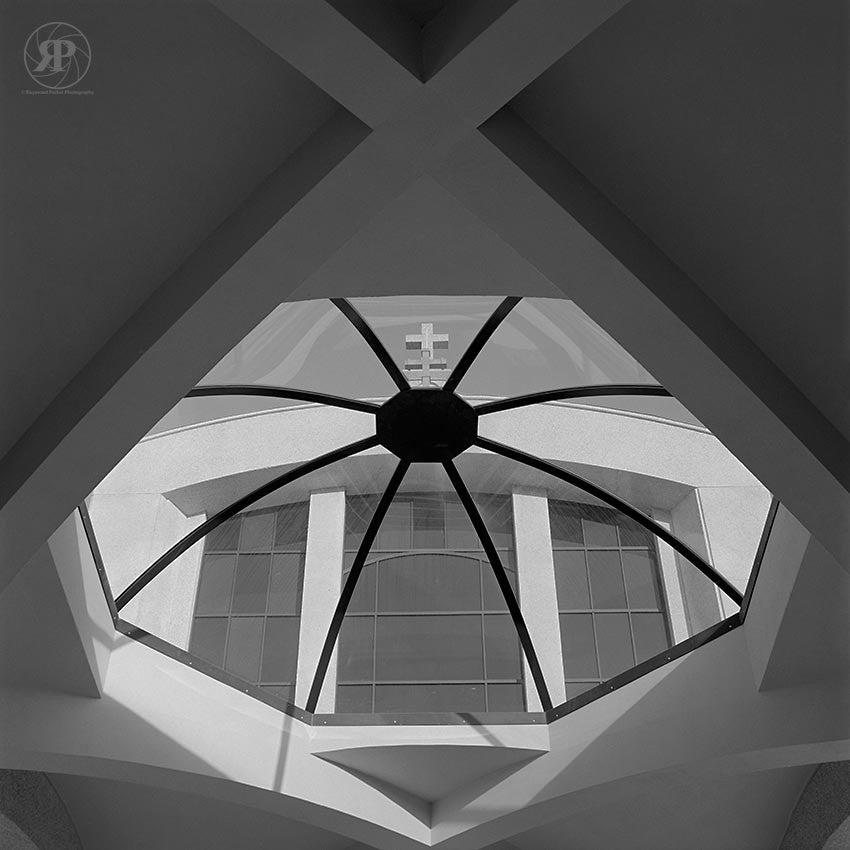 Dome, St. Mary's Ukranian Catholic Church, Vancouver, 1983 (Limited Edition Print)