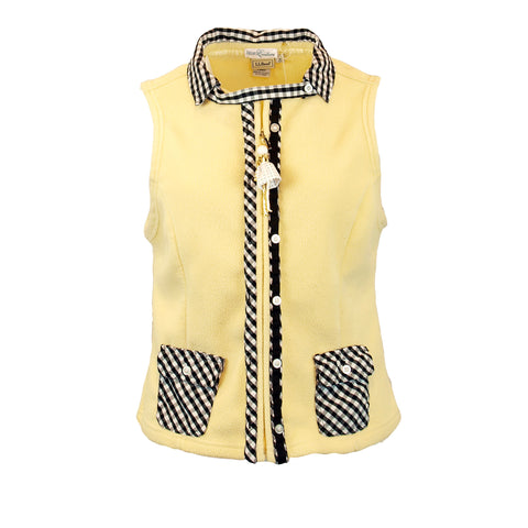 Chic and Sexy Fleece Vest