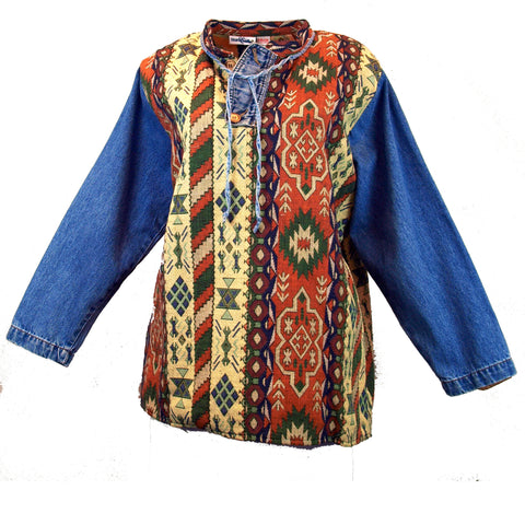 Multi-Cultural Inspired Tunic