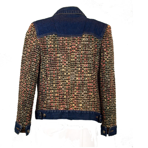Tweed  Chanel Styled Jacket