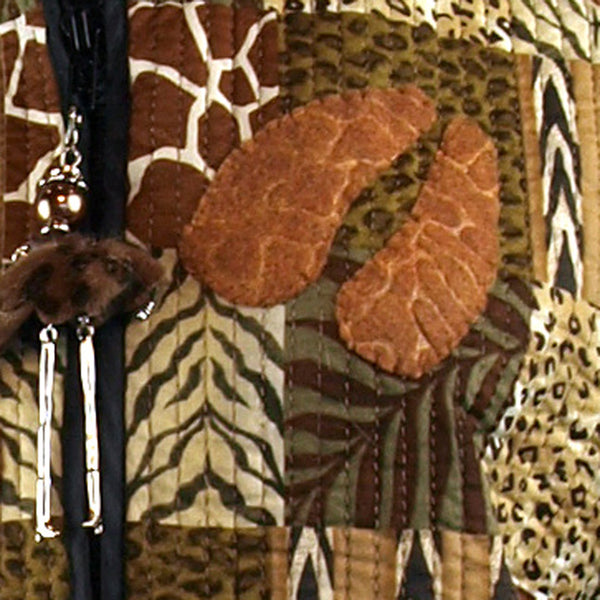 Animal Print Jacket ala Giraffe