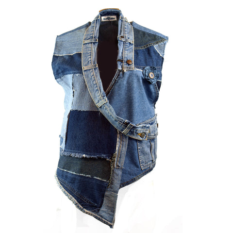Hoard Couture Original Denim Vest