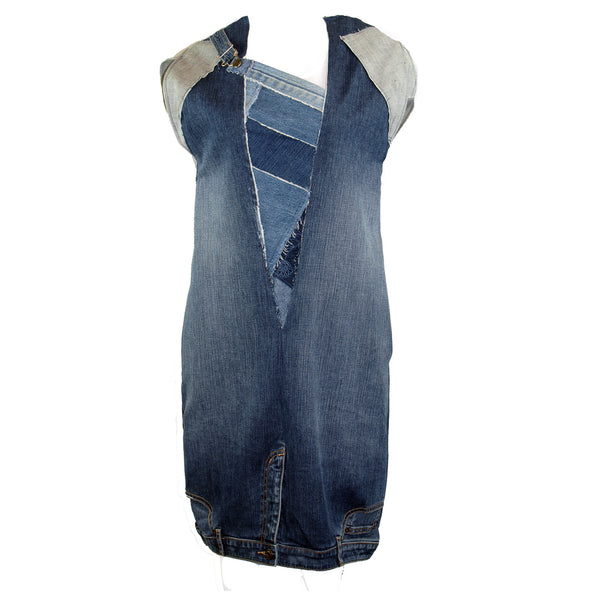 Hoard Couture Original Denim Dress