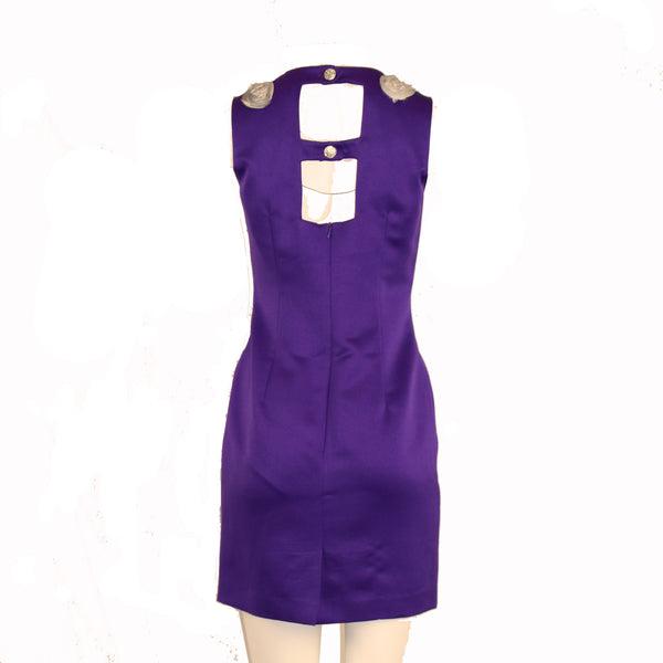 Purple Power Dress