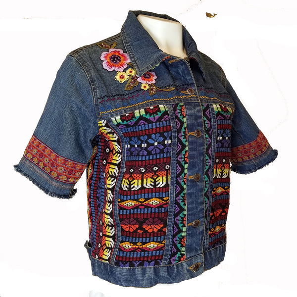 South of the Border Denim Jacket