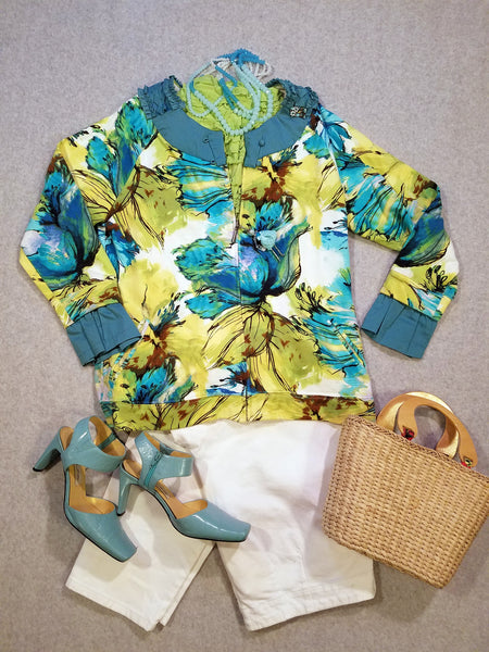 Tropical Chicos jacket
