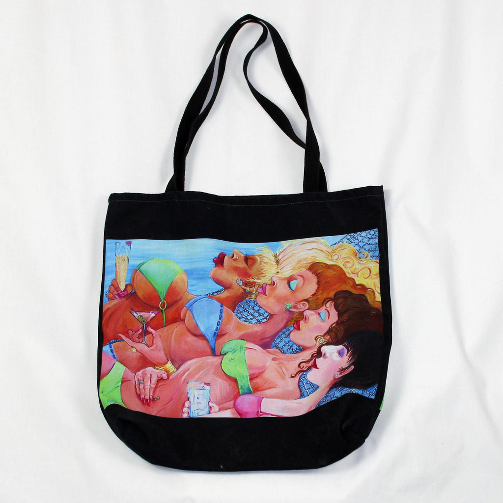 Rising Cost of Inflation Totebag