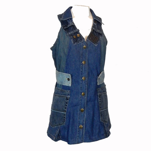 Hoard Couture Original Denim Tunic #5