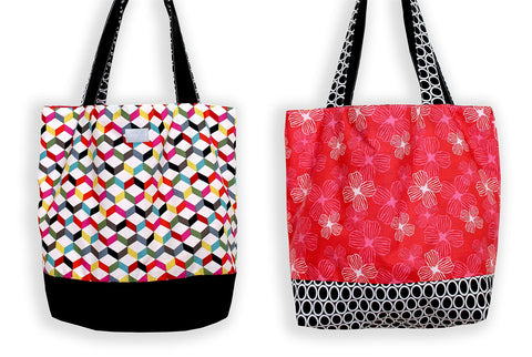Color Me Tote Bag