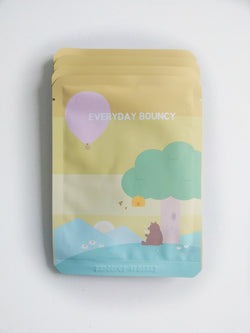 everyday bouncy facemask - full of serum and honey extracts, very hydrating