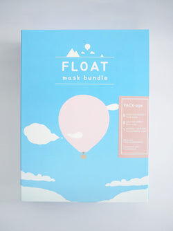 FLOAT mask bundle (17 masks)