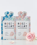 Roseheart Daily Brightening Pink Mask & Deep-Moisturizing Pink Mask