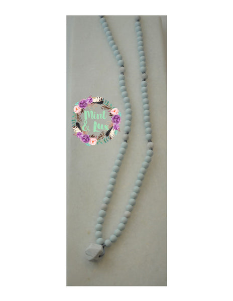 The Hiko Mala Teething Necklace