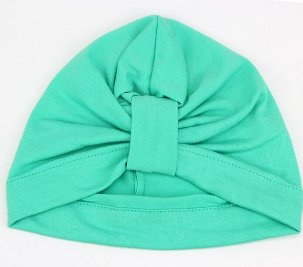 Newborn Knot Hat - 9 Colours