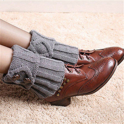 Short Boot Socks in 8 Colours