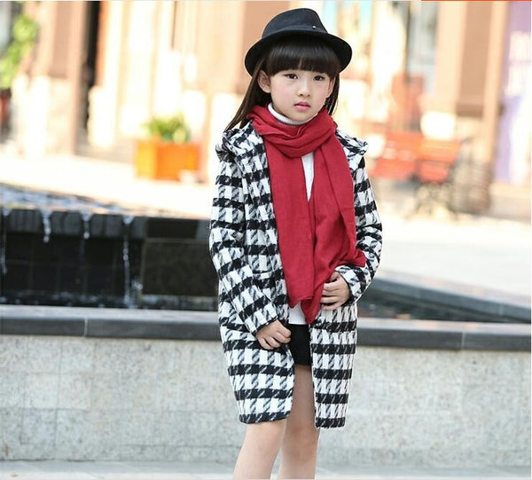 Little Trendsetter Coat