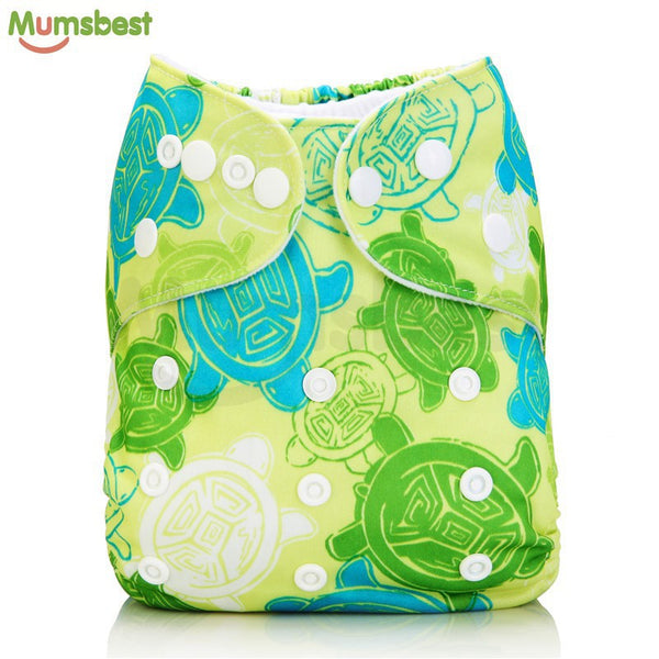 Diaper Cover/Reusable Diaper in 29 Colours