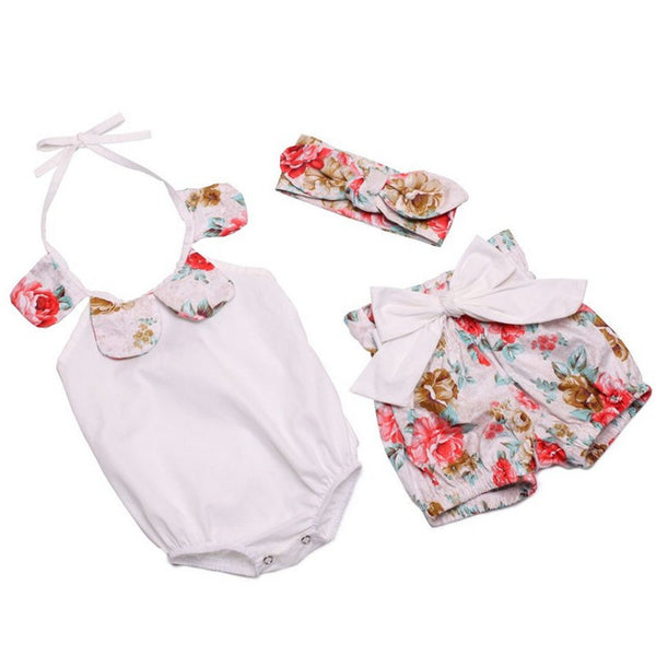 Petal Romper Sets in 17 Colours