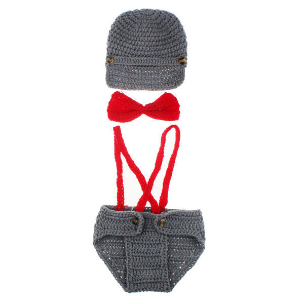 Gentleman Suspender Set