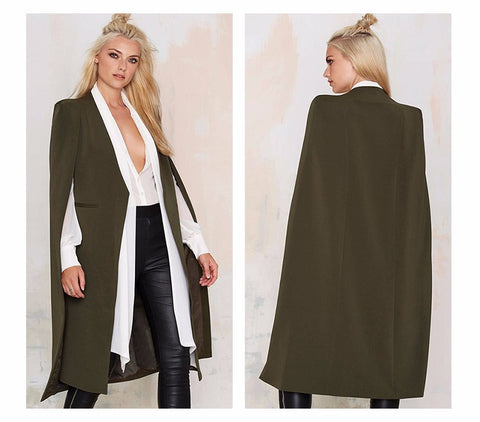 Trench Poncho