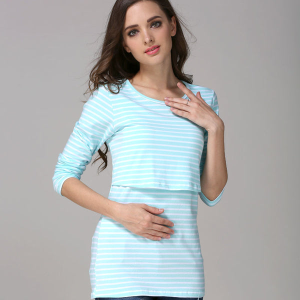 Maternity & Nursing Top