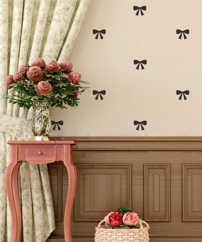 Lovely Little Bow Wall Sticker
