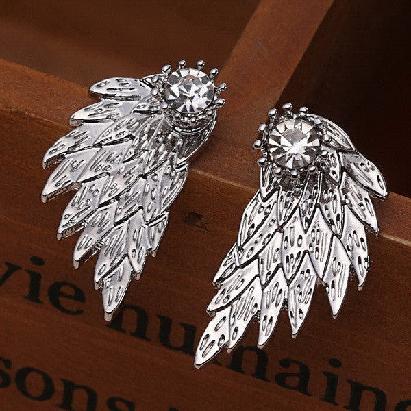 Angel Wings Earrings 4 Colours
