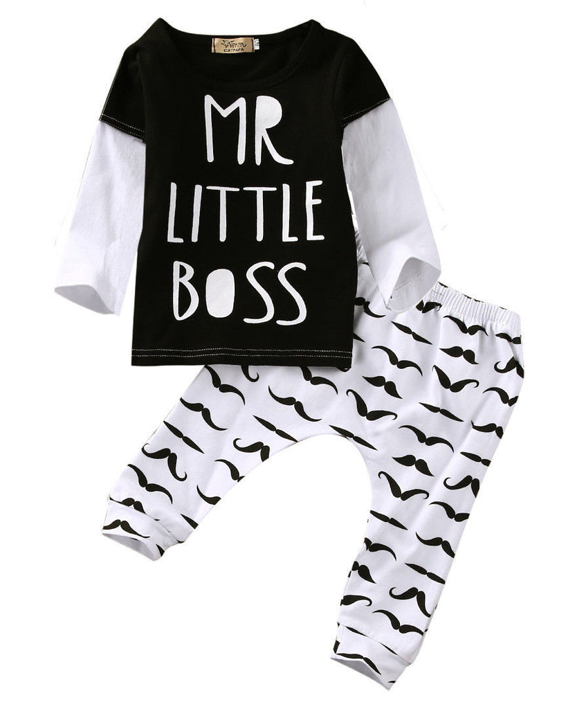 Mr Little Boss