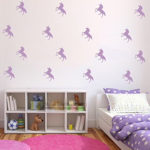 Unicorn Wall Decals