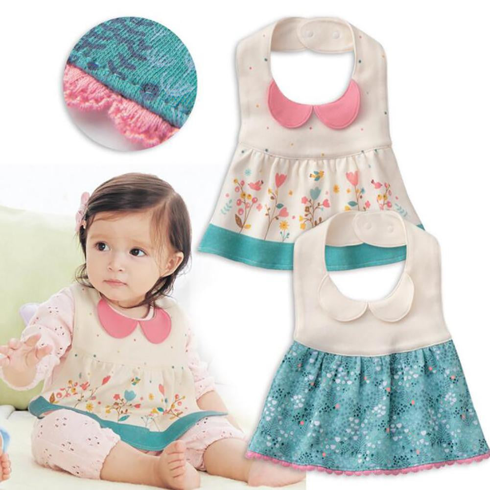 Peter Pan Collar Bibs