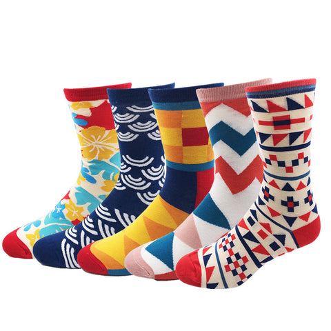 Men's Dress Socks in 10 styles