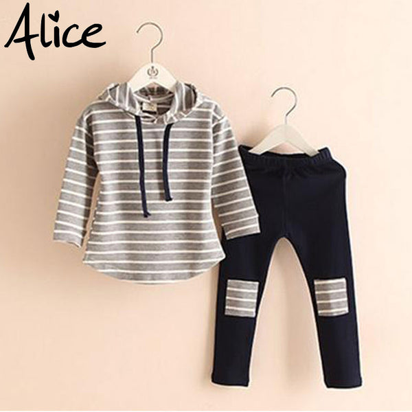 Alice Striped Set