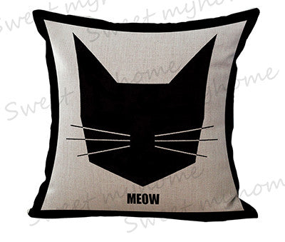 Cats! Pillow Covers