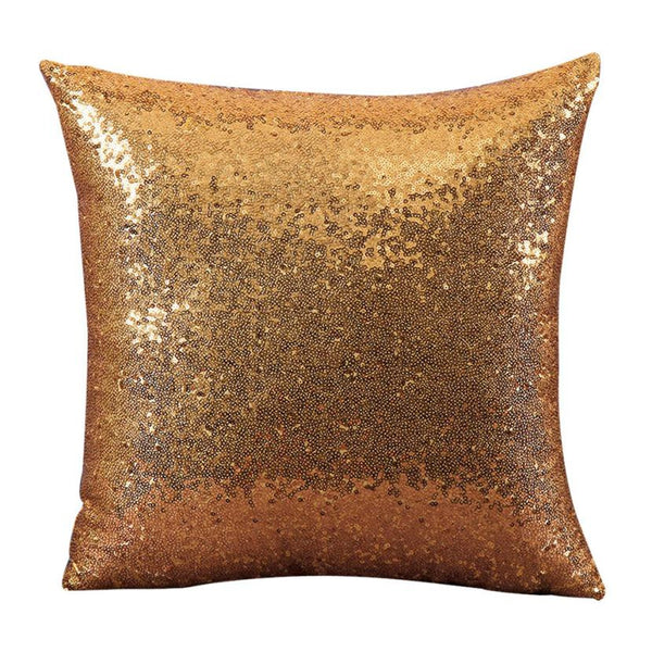 Glittery Sequin Beauties - Pillow Covers