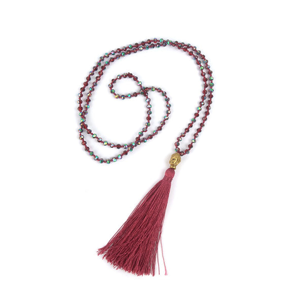 Boho Tassel Necklace