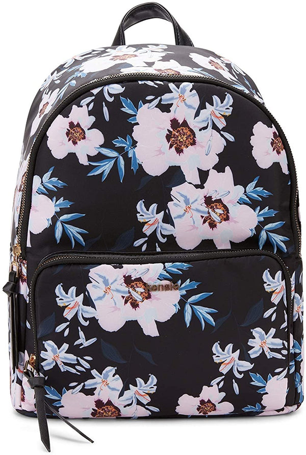 Kensie Women's Nylon Floral Backpack
