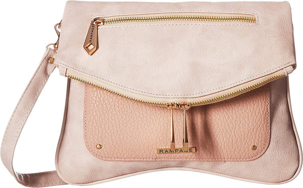 Rampage Womens Crossbody with Removable Strap