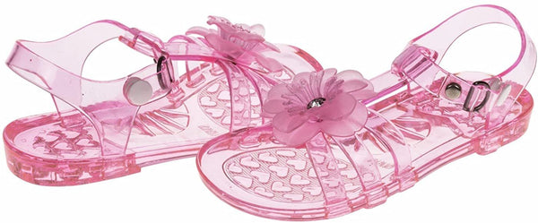 Chatties Toddler Girls Jelly Sandals - New Spring/Summer for Little Kids