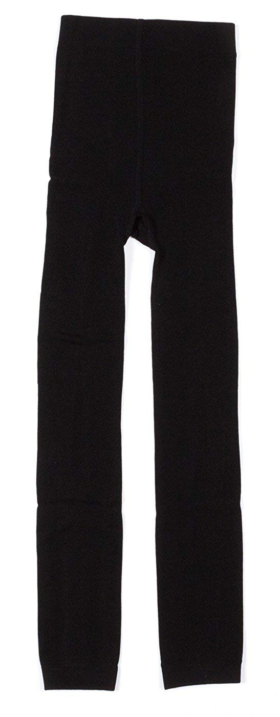 Chatties Kids Footless Fleece Tights
